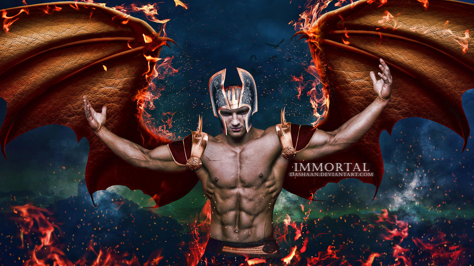 Immortal by DaShaan