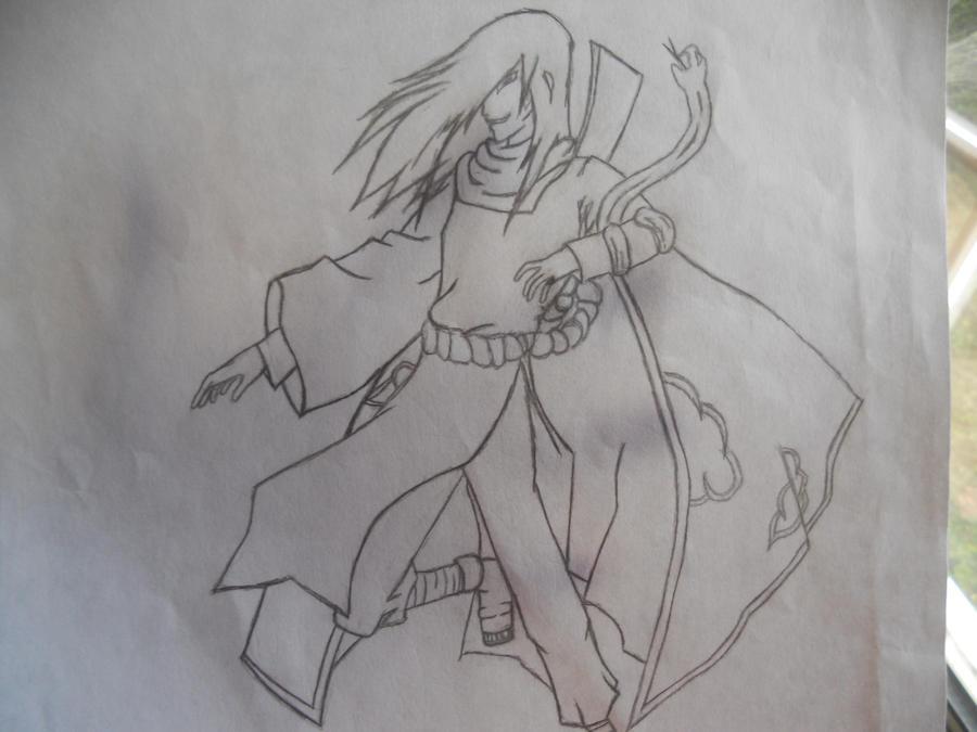 Orochimaru by TobiKazekage