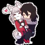 Cuddly EraserFox Cheebs