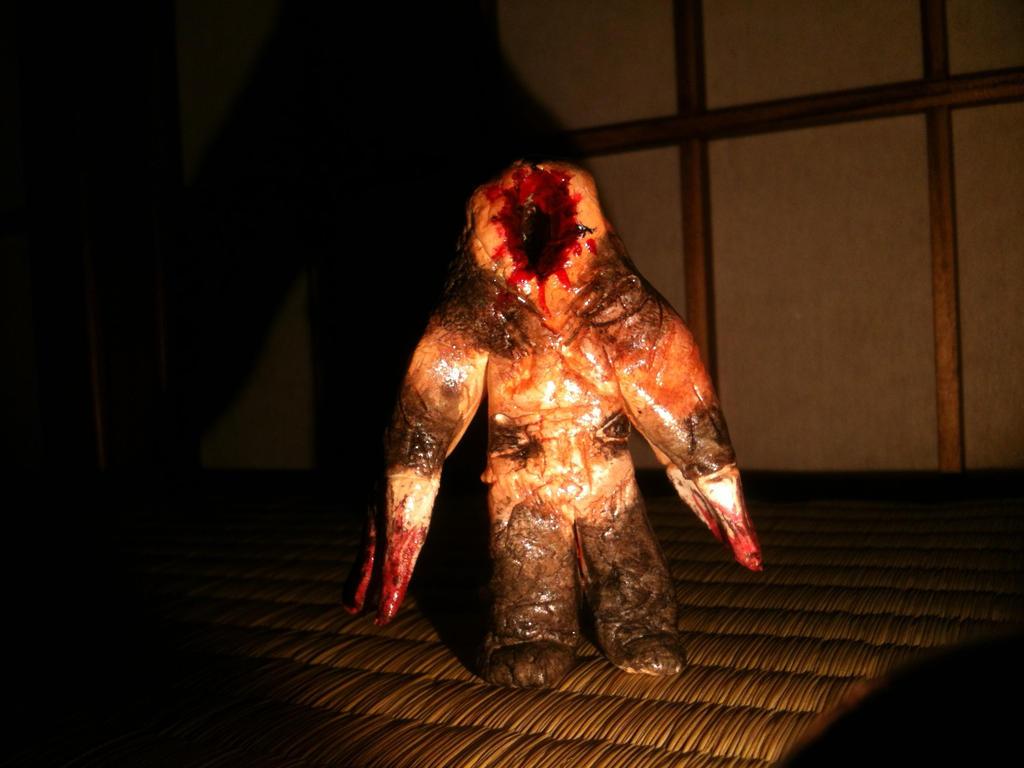 Silent Hill 1 Mumbler by tagtraeumender