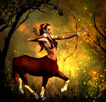 Centaur by prinzesser