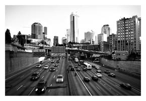 seattle by claytes