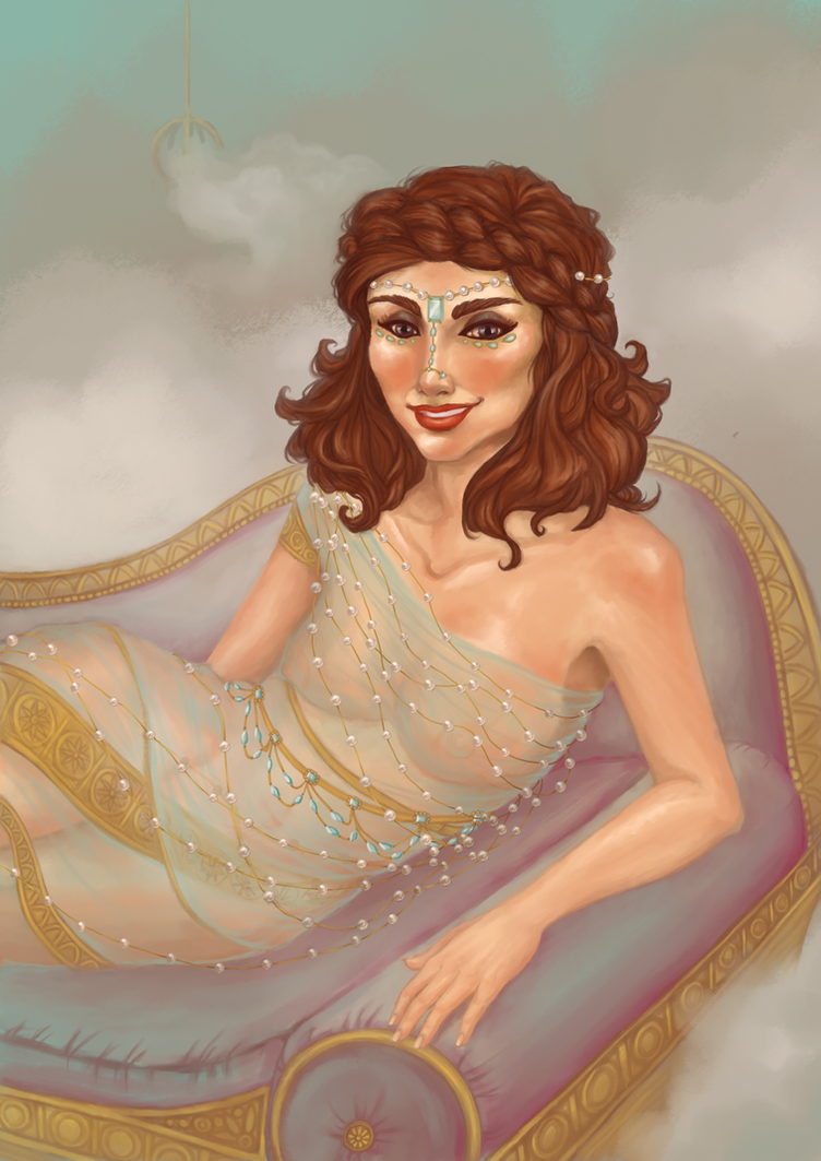 The Queen of Carthage by ThaleiaFantasy