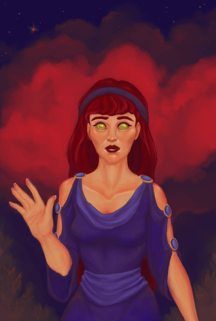 Cassandra by ThaleiaFantasy