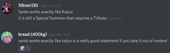 tfw u're discussing of unbreakable ygo boards and by XBrain130
