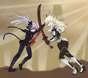 Sky Striker Duel