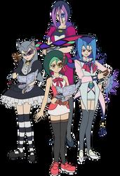 ZEXAL Girls