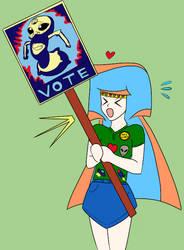 Vote Graydles