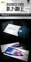 RW Massive Business Cards