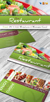 RW Fresh Restaurant Brochure