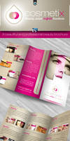 RW Beauty Salon Brochure by Reclameworks