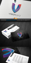 RW Visionairz Creative  Corporate Identity