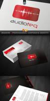 RW AudioTeq Premium Corporate Identity