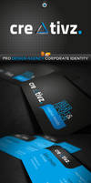 RW Creativz Design Agency Corporate Identity