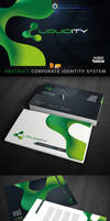 RW Liquidity Abstract Corporate Identity by Reclameworks