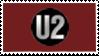 U2 stamp by PurpleTourtise