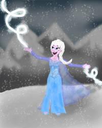 Elsa by silentmotives