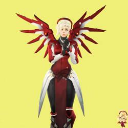 [SFM] Mercy Eidgenossin by 11819514113124