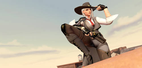 Ashe: The Deadlock Leader by 11819514113124