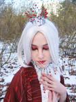 Winterberry Faerie