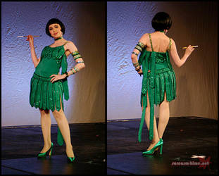 Cyd Charisse by Sarcasm-hime