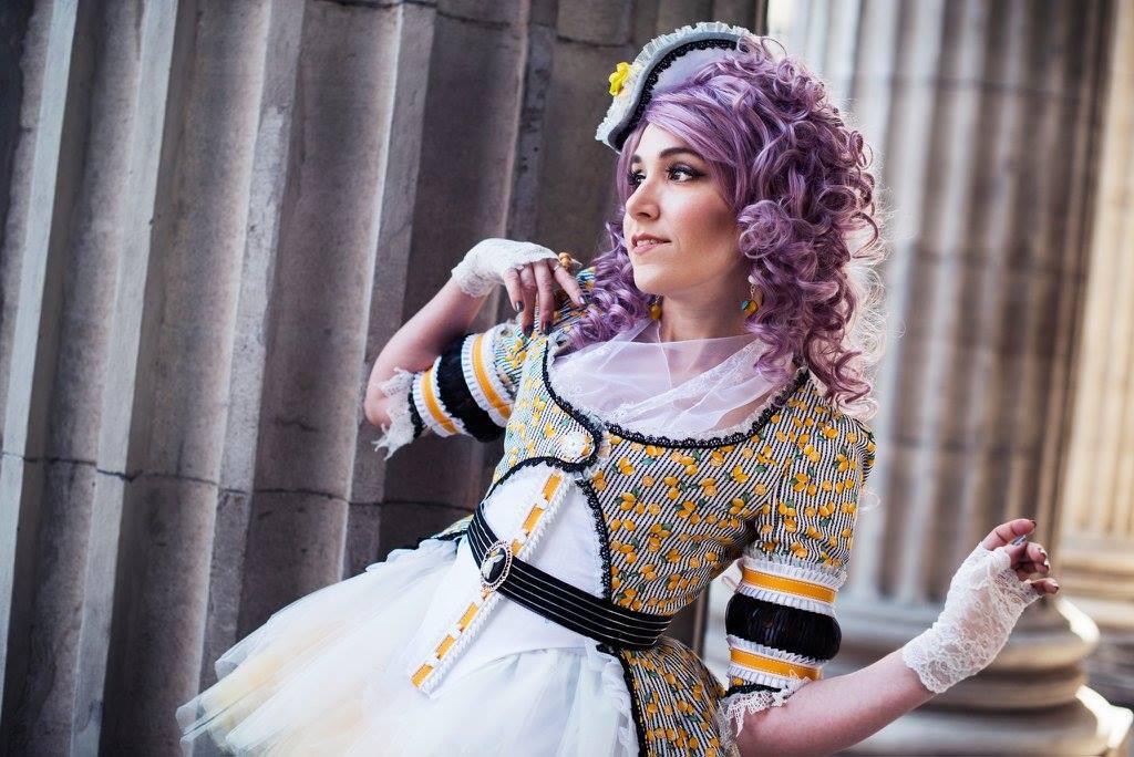 Lemonbunny Rococo Lolita by Sarcasm-hime