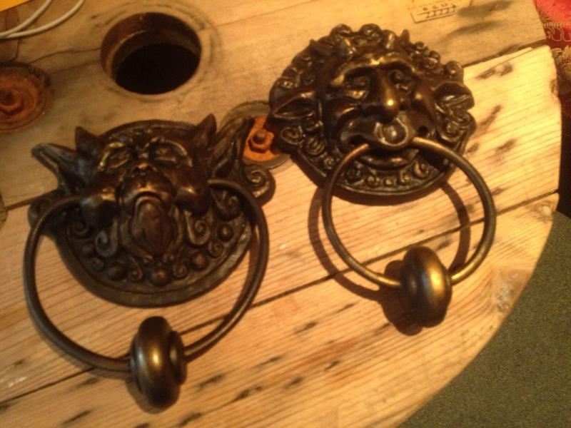 mainbrace 6 0 labyrinth door knockers by