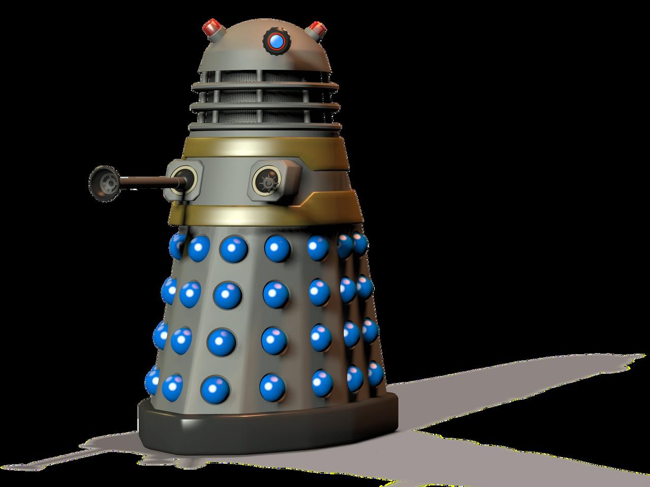 Dalek 1,2 by Cyborgerotica