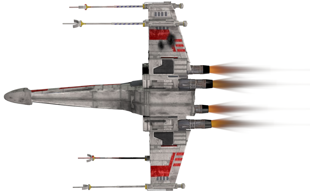 Y Wing Png X Wing 2,6 by Cyborger...