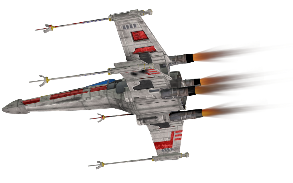 Y Wing Png X Wing 2,8 by Cyborger...
