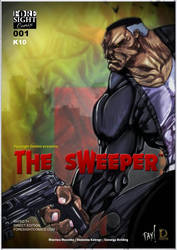 The Sweeper #1 by Mwelwa-Musonko