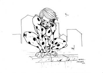 Ladybug fanart Inks