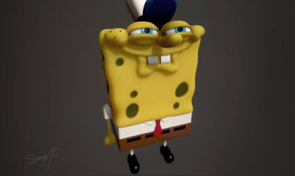 Bob Leponge (sponge Bob)