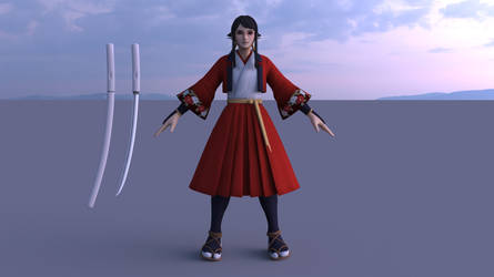 Hibiki Samurai shodown 2020