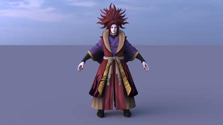 Amakusa Samurai Shodown2020
