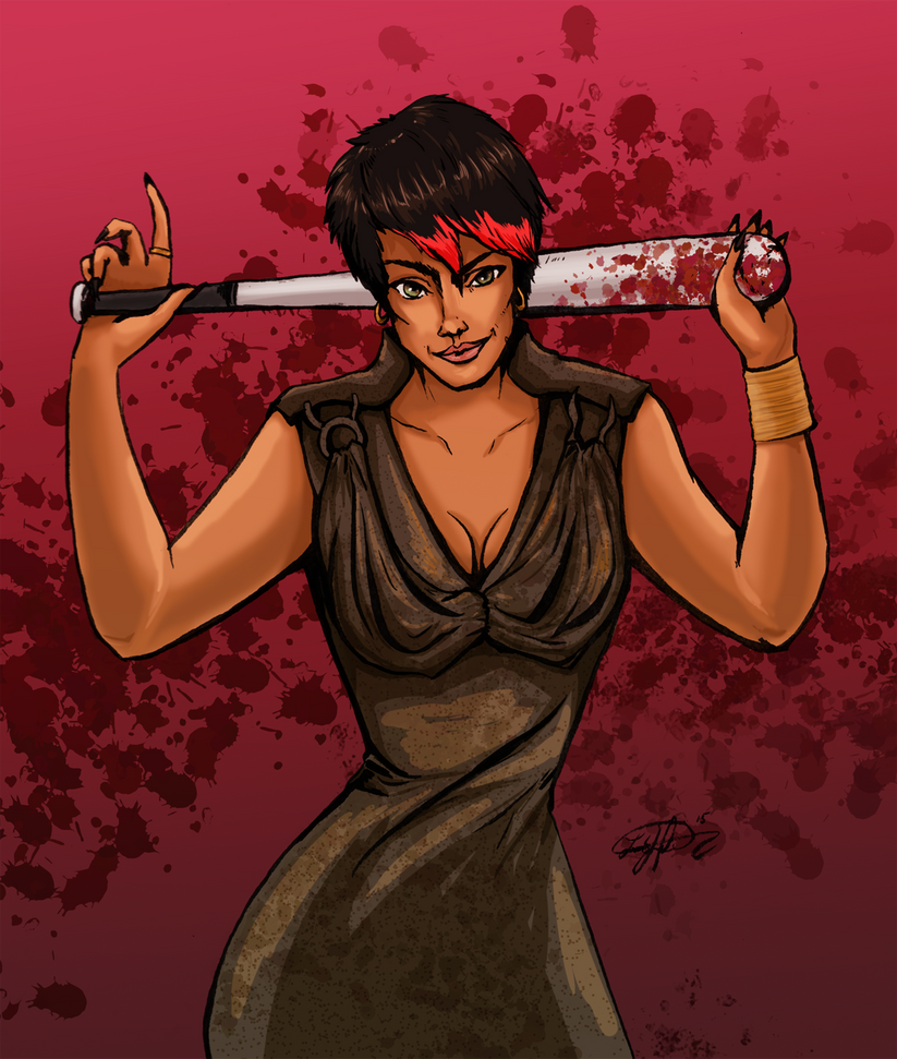 Fish mooney by necrocandy on deviantart for Who is fish mooney