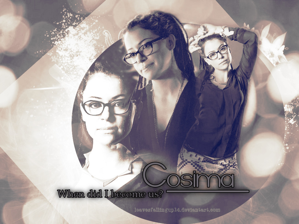 Cosima by LeavesFallingUp14