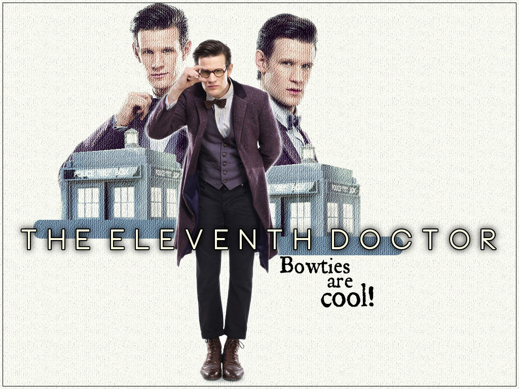 The Eleventh Doctor by LeavesFallingUp14