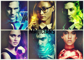 The Magicians by shesguiltybydesign
