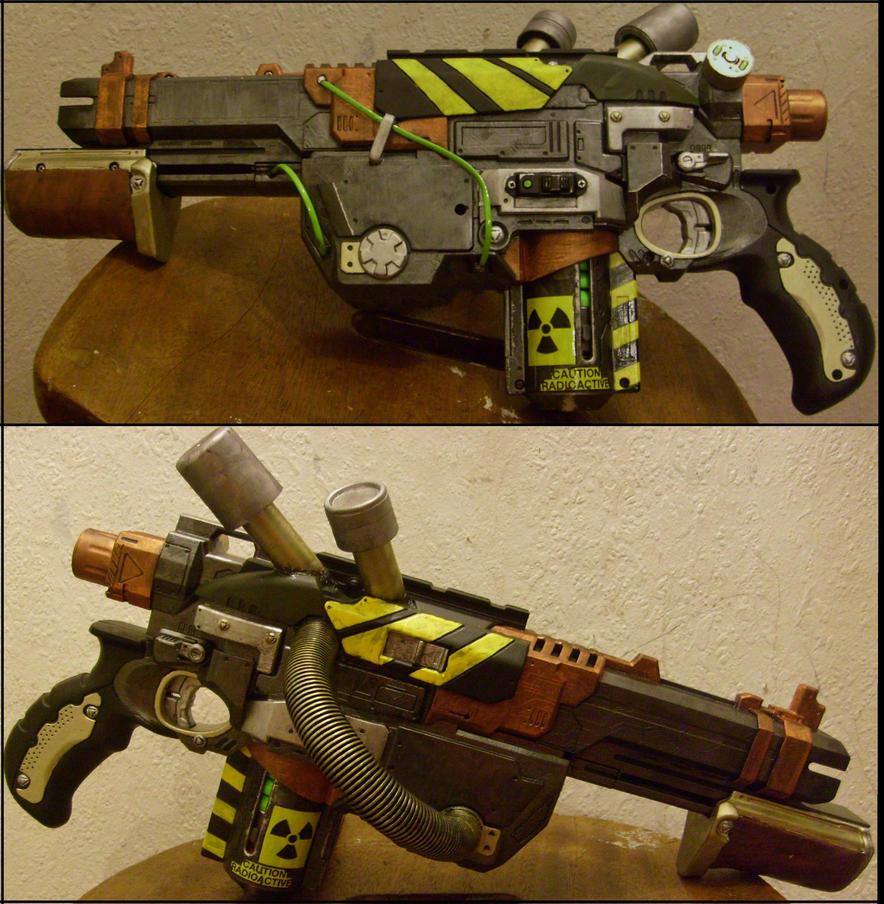 Plasma gun by shorty-blue