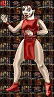 (Chun-li) Street Fighter Movie Version
