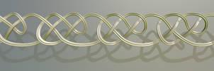 crosseye trick celtic wire