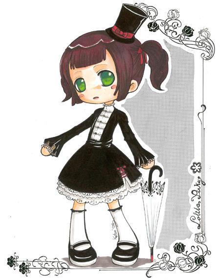Pinky:st Lolita by kotori-chan