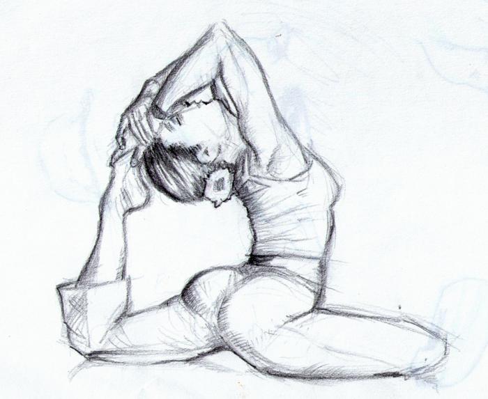yoga by KelmOne