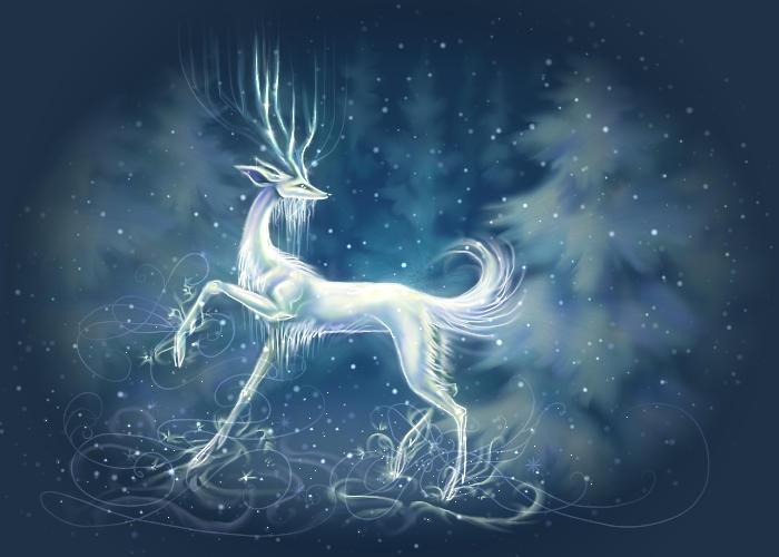 Frost Spirit by silvestris
