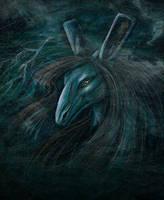 Set - god of storms by silvestris