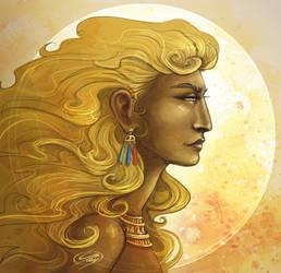 Golden by silvestris