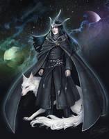 The Warlock of Carryn-yehl by silvestris
