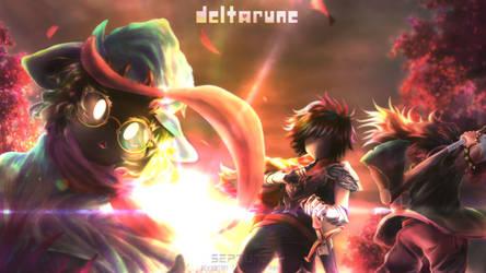 The Legendary Three by SepTuNeA
