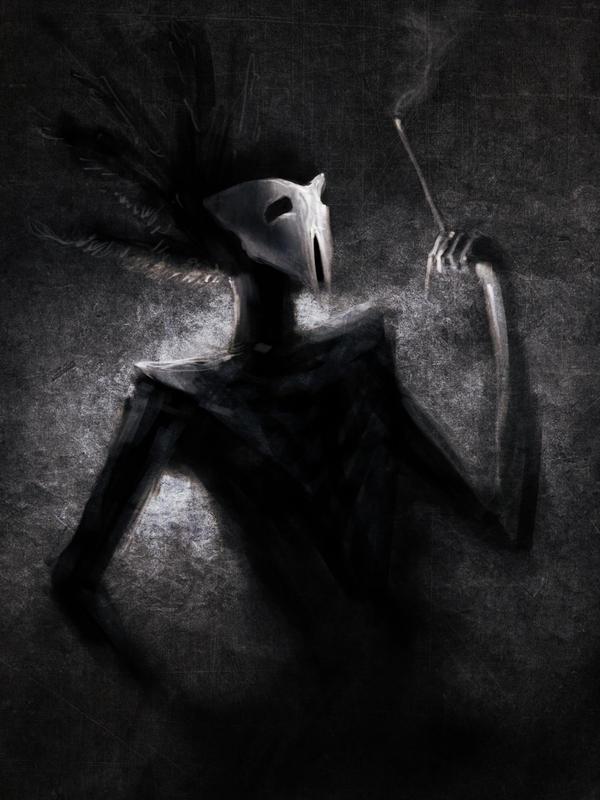 2012.1012 Mask by kubicki